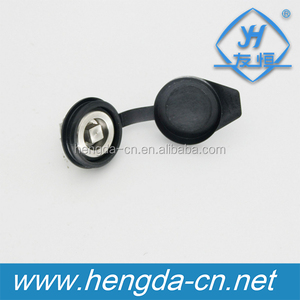 YH1727 Good quality industrial plastic cover waterproof circular cam lock