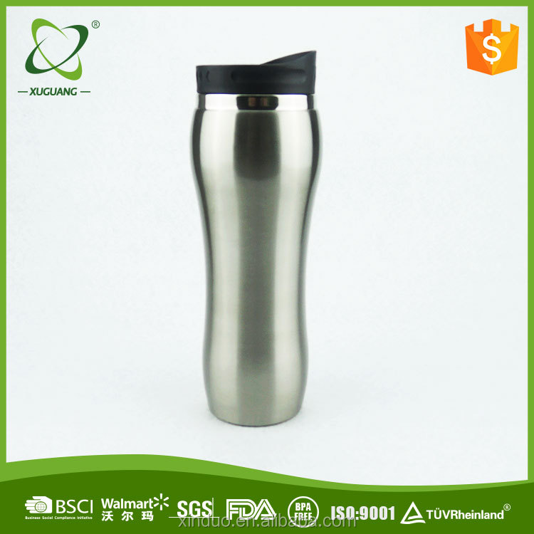 Wholesale Stainless Steel Coffee Mug/ Thermos Cup/ Sports Tumbler Bpa Free