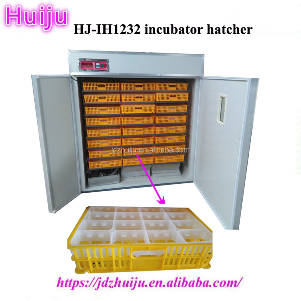 CE approved long performance life egg incubator hatchery price low for sale in philippines HJ-IH1232