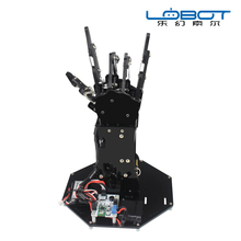 Robotics development equipment 2018 Bionic robot hand robotic arm large torque mechanical arm five fingers DIY kit