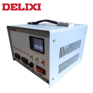 Good output voltage waveform self-coupling voltage regulator Delixi 0.5~30kVa