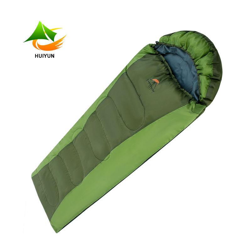Three Season Wholesale Outdoor Sleep Bag Hiking Scoop Sleeping Bag Camping Gear