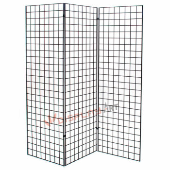 Wire Grid display rack