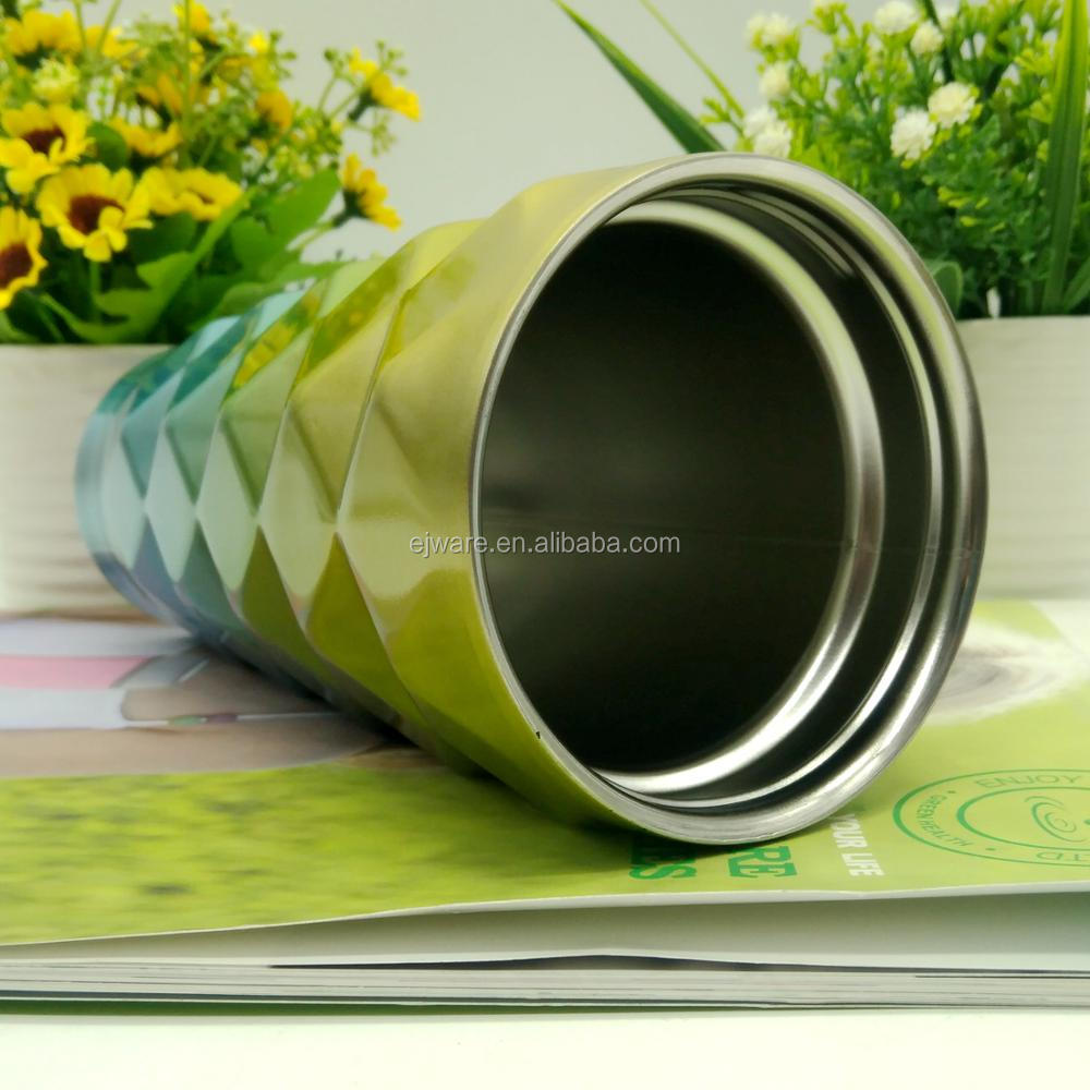 450Ml Fashion Stainless Steel Tumbler Coffee Thermos,Insulated Thermos