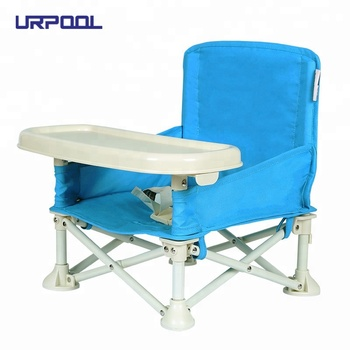 Portable Infant Pop Foldable Chair With Carry Bag Baby Multifunction Seat For Outdoor