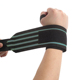 elastic gym fitness weightlifting powerlifting adjustable nylon Wrist Straps