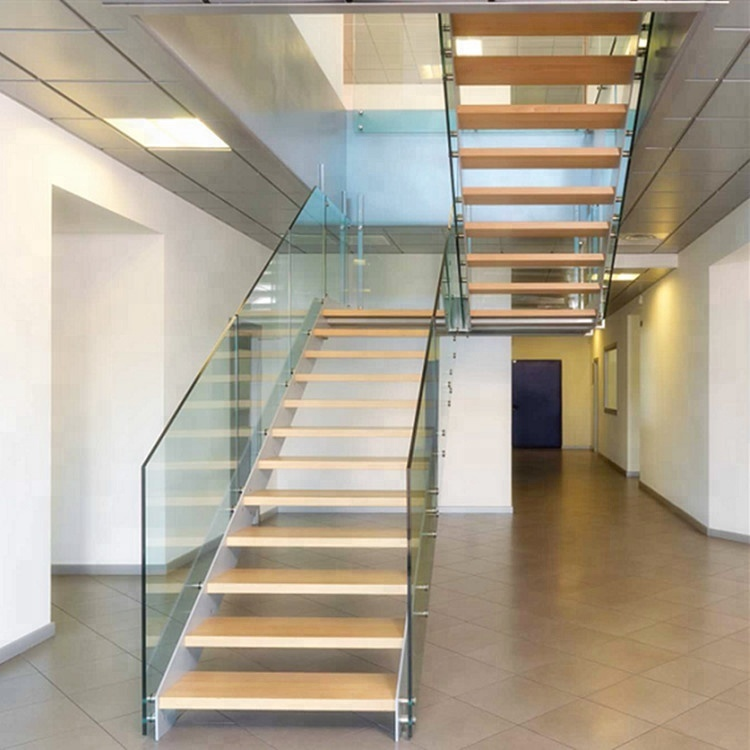 Glass Railing Wood Stair Wholesale, Glass Railing Suppliers   Alibaba