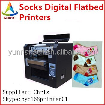 High Precision Textile Pillow / Gartment / Bag Digital Flatbed <strong>Printer</strong>