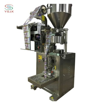 Automatic stand up pouch packaging machine for pistachios,cashew,almonds