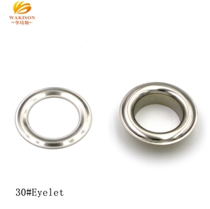 High Quality Stainless Steel Iron Sheet Grommets Metal Eyelets