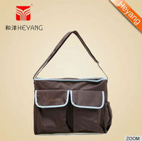 Wholesale microfiber classical baby bag with wet bag