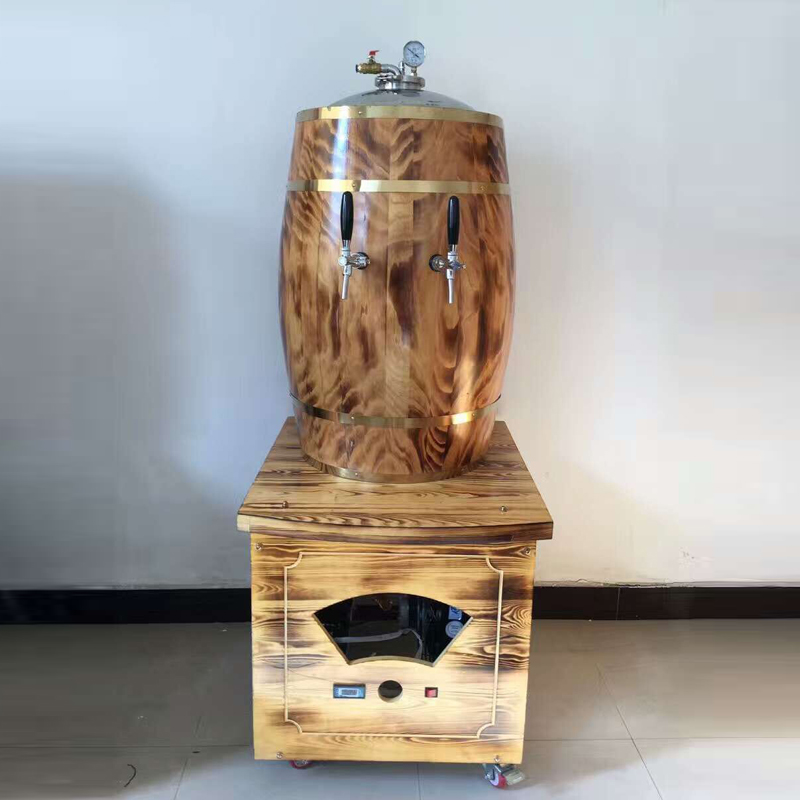 China Beer Keg Cooler Refrigerator