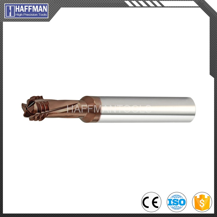 CPT C.P.T. DMT 3 in 1 Drill Thread Chamfer Solid Carbide Mill