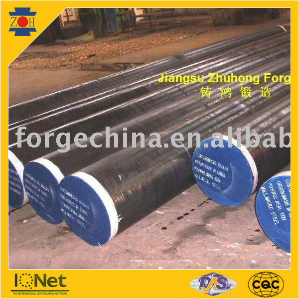 Steel round forgings bar ST52-3/ A350 LF2/ A105