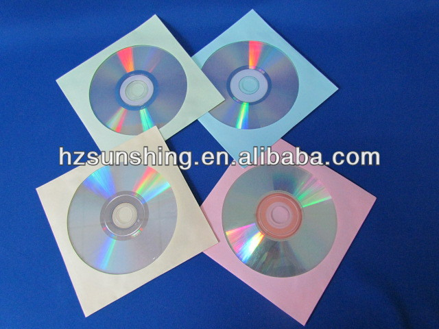 Promatioal Paper Retail CD Packing Sleeve