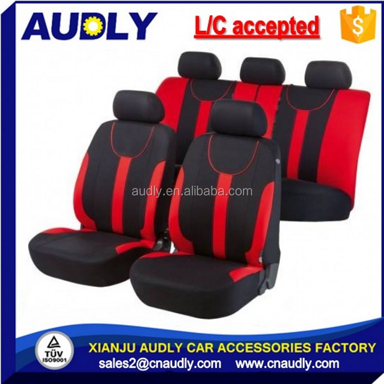 New Design Universal Fasion Car Seat Cover with Factory Price