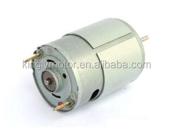 Rs 555 12v Dc Motor 3000rpm With Dia For Fan Buy