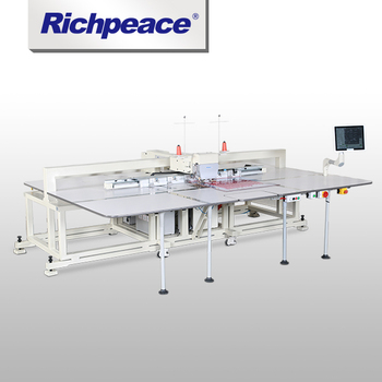 High-effiency Positive Stitch Richpeace Automatic Bidirectional Sewing Machine