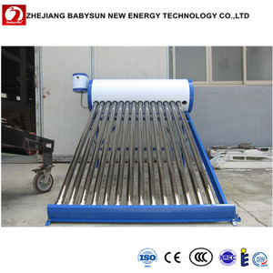 China low price zimbabwe solar geyser, solar hot water geyser price