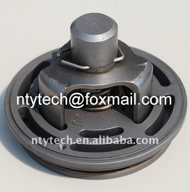 Unloader Suction Valve for Hydrogen Compressor