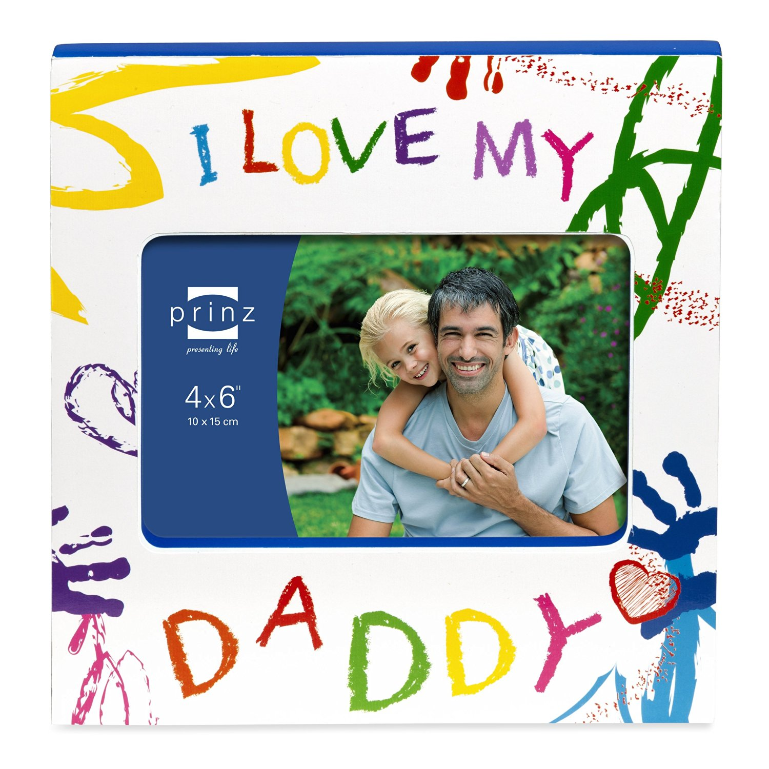 Buy Prinz I Love My Daddy Wood Frame For 6 By 4 Inch Horizontal