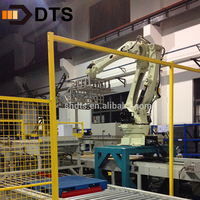 Electric type automatic robot palletizer machine for carton packing