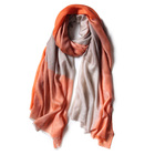 Origin factory low price China made pure wool scarf