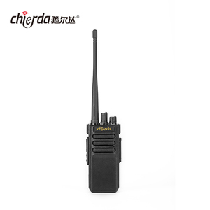 2018 NewIP 67 waterproof Products 12W UHF Two Way Radio CE FCC approved walkie talkie with 50 Km