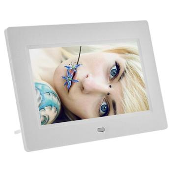 7 Inch Voice Recording Loop Video Digital Photo Frame - Buy Battery ...