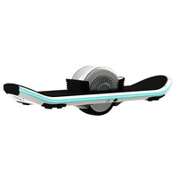 2016 New arrival hoverboard one wheel with LED light and bluetooth speaker