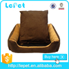 elegant removable cover made in china handmade dog bed