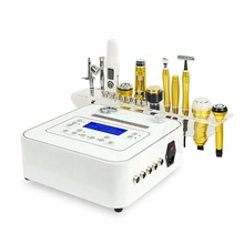 Tragbare 11 in 1 elektroporation mesotherapie kalten rf mikrodermabrasion <span class=keywords><strong>diamant</strong></span> gesichts hebe maschine
