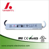 CE RHOS UL approved 12v 4a 50w Ip67 waterproof led driver