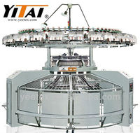 Yitai YTW-D Series Computerized Double Jacquard Knitting Machine