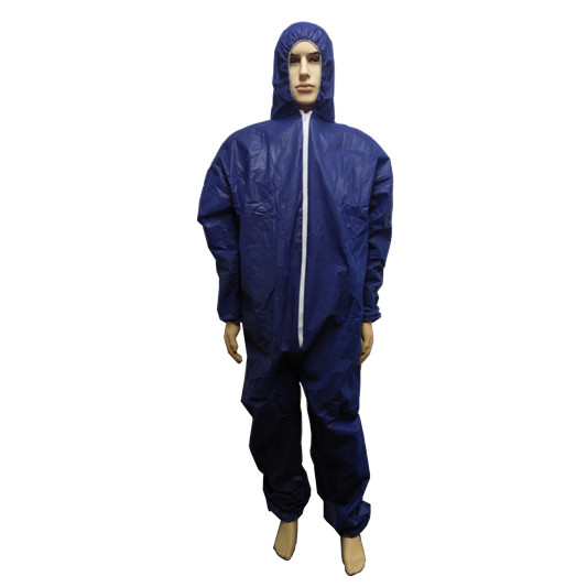 Wholesale Safety Workwear Disposable Protective Clothing Coverall