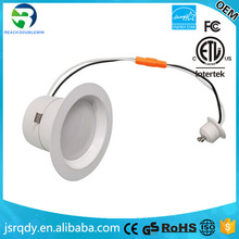 Aluminum+PC Material 120 Degree 7w led cob downlight