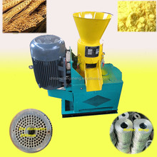 China CE cattle/ chicken /dog/pig feed pellet making machine for sale