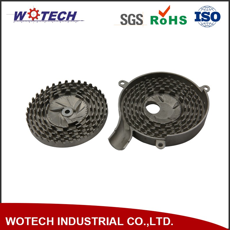 OEM investment casting coffee grinder for machine