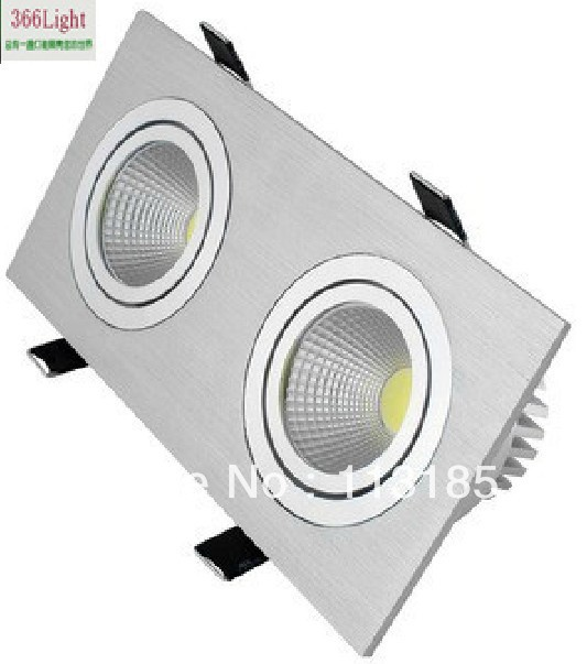 High Brightness AC90V~265V Newest Design 6W 10W LED COB Ceiling Lamps Epistar Chip High Brightness Free Shipping