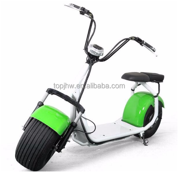 9.5 inch 1000W HALEYNewest print city mobility electric scooter