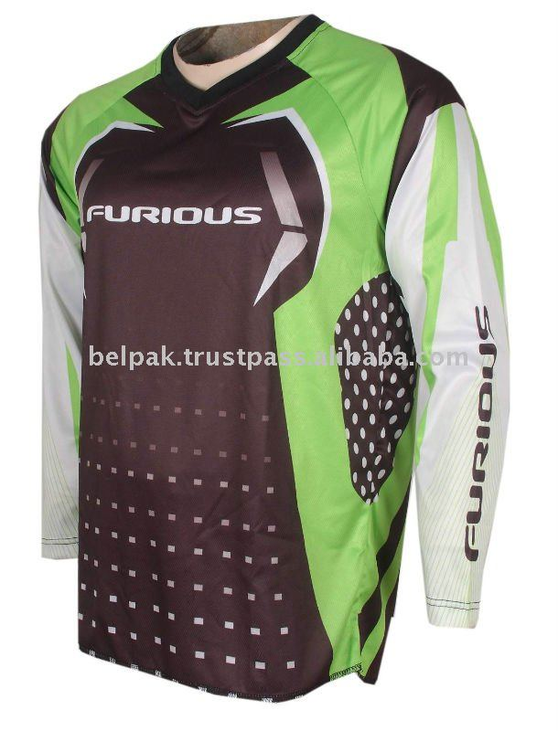 MX Sublimated Polyester Motocross Print Jerseys, Dirtbike Gloves and Enduro Pants