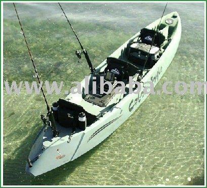 Cobra Triple OceanFishingDiving Sit On Top Kayak