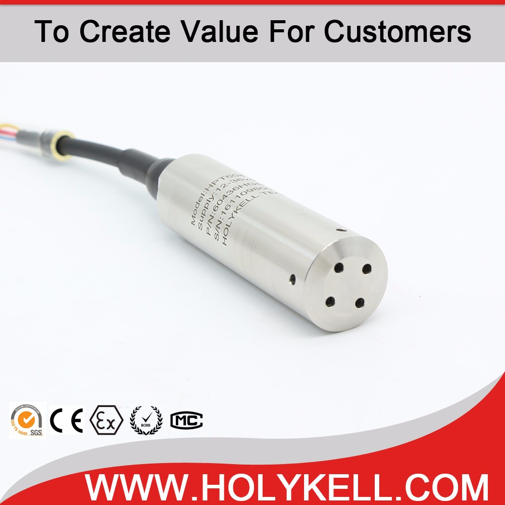 Diesel fuel tank level sensor for manufacturers provider