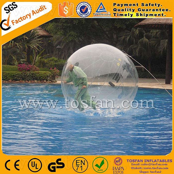 jumbo gonflable marche de leau boule pour piscine tw005 - Balle Pour Piscine A Balle Pas Cher