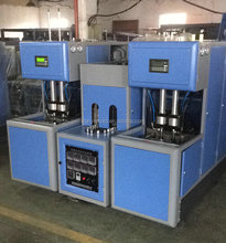 Semi-automatic PET Bottle Blowing Machine, PET Stretch Blow Molding Machine