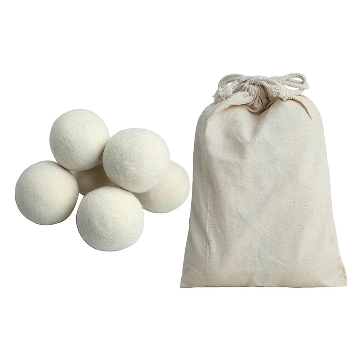 wholesale customized wool dryer balls
