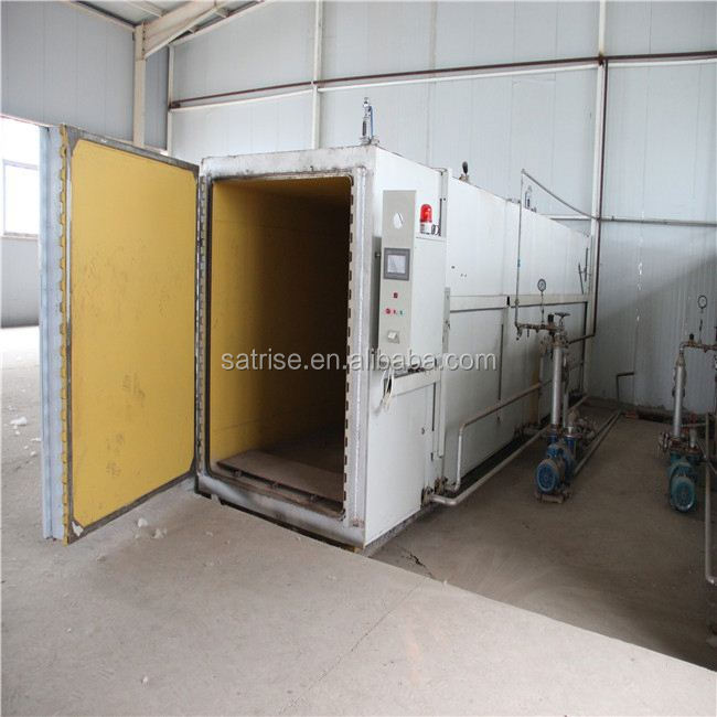 Satrise sterilization retort for needle mushroom