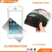 The Top Quality Mobile Phone Repair Spare Parts Original Polarizer Film for iPhone Samsung LCD Lamination