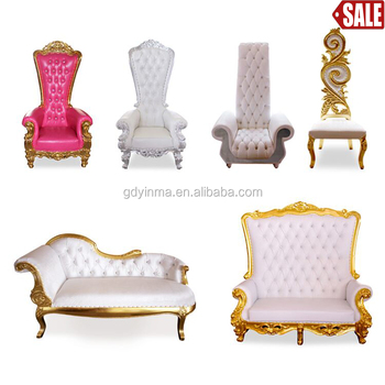 2015 2016 Newest Chairs For Bride And Groom Sofa Chair