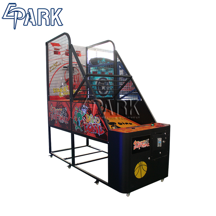 Hot Selling Electric Basketball Shooting Arcade Machine Games Indoor Sport Game Machine for sale